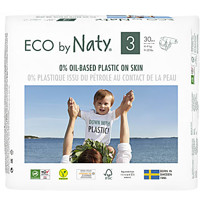 Naty by Nature Babycare - Couches : Taille 3