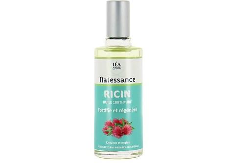 Natessance - Huile de Ricin - Cheveux et Ongles - 50 ml