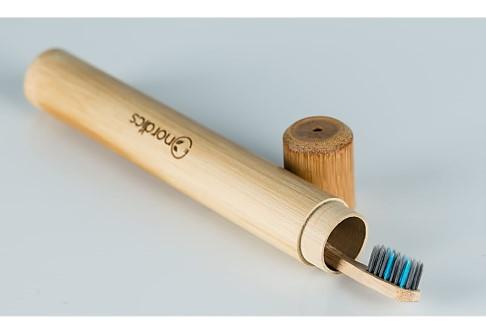 Nordics Boîte à Brosse à Dents en Bambou