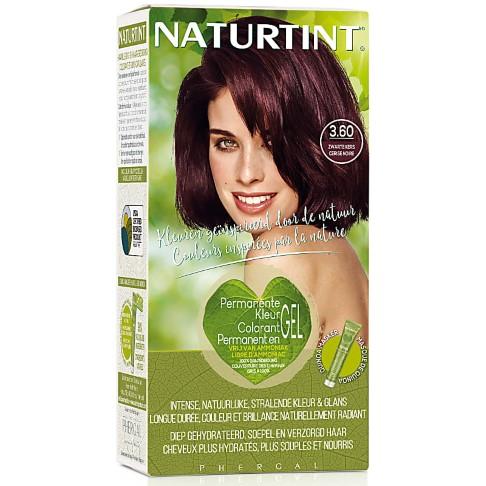 Naturtint - Coloration Capillaire Naturelle - Cérise Noir