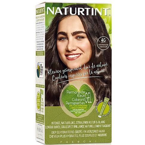 Naturtint - Coloration Capillaire Naturelle - Châtain Doré