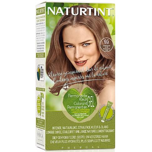Naturtint - Coloration Capillaire Naturelle - Blond Foncé Doré