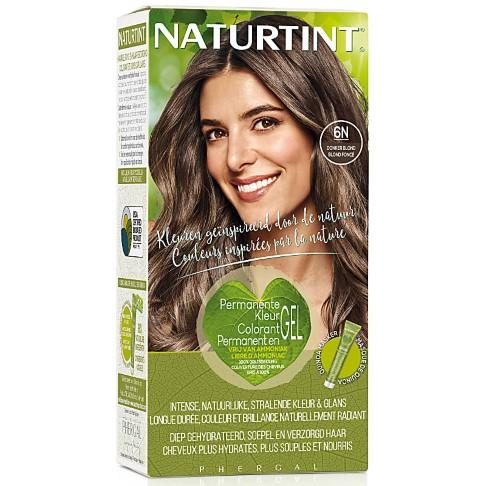Naturtint - Coloration Capillaire Naturelle - Blond Foncé