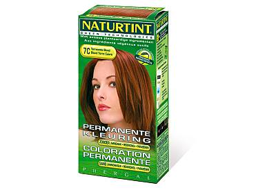 Naturtint - Coloration Capillaire Naturelle - Blond Terracotta