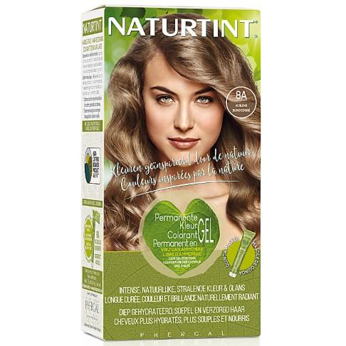 Naturtint - Coloration Capillaire Naturelle - Blond Cendré