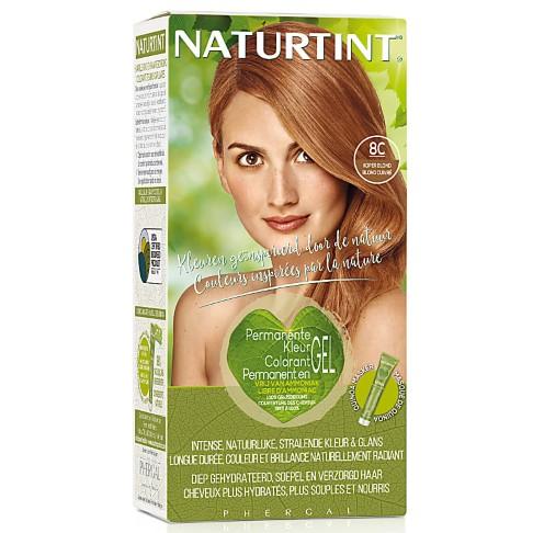 Naturtint - Coloration Capillaire Naturelle - Blond Cuivré