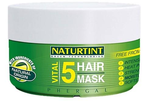 Naturtint Vital 5 Masque Cheveux