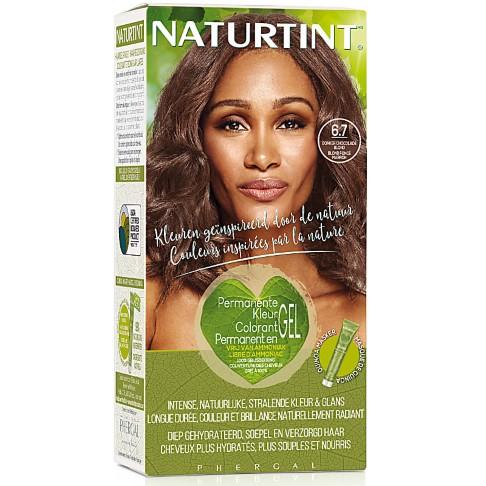 Naturtint - Coloration Capillaire Naturelle - Chocolat Foncé