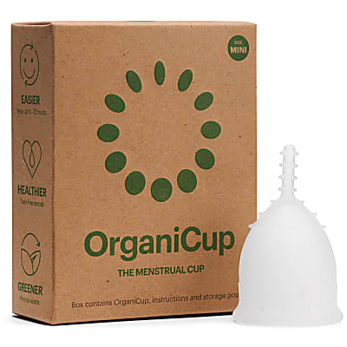 OrganiCup Coupe Menstruelle Mini
