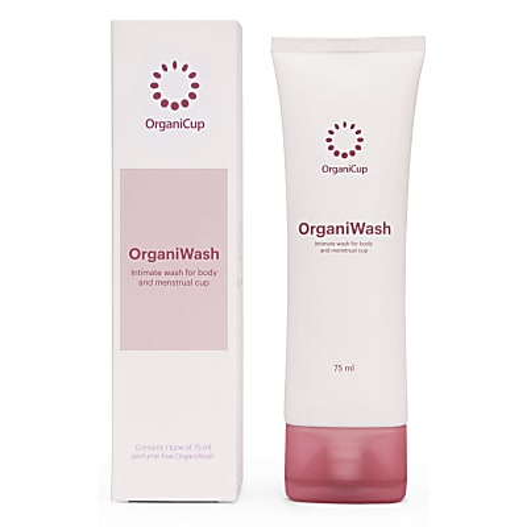 OrganiCup OrganiWash 75ml