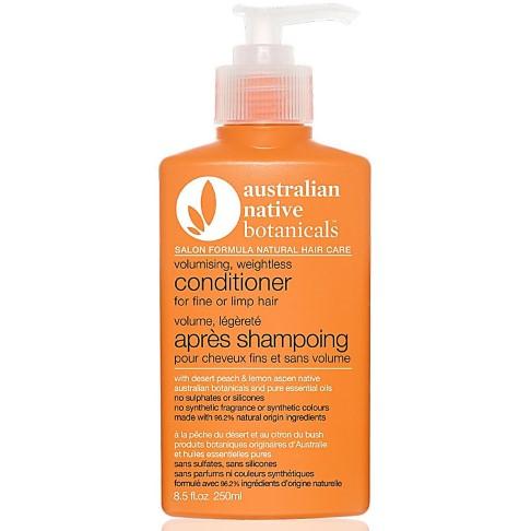 Australian Native Botanicals Après-Shampoing - Volumisation pour les Cheveux Fins