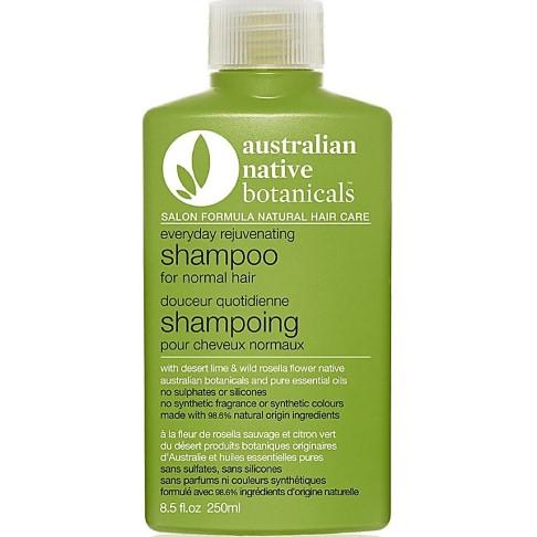 Australian Native Botanicals Shampoing pour Cheveux Normaux - Format de Voyage
