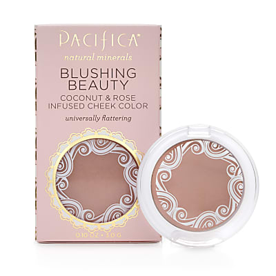 Pacifica Blushious Coconut & Rose Infused Cheek Colour - Camellia