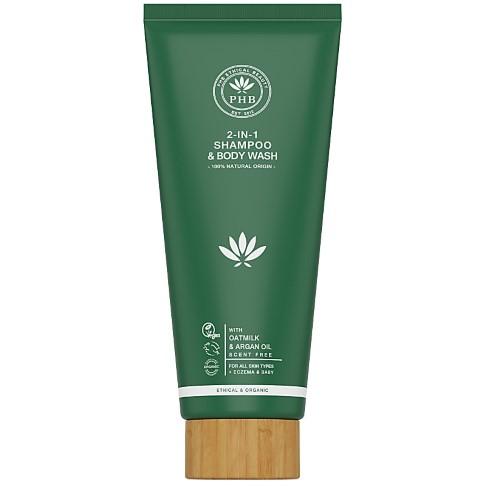 PHB Ethical Beauty Gel Shampooing et Douche 2-en-1