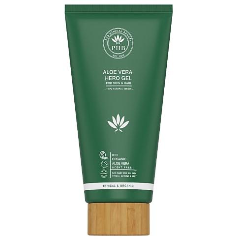 PHB Ethical Beauty Aloe Vera Hero Gel pour la Peau et les Cheveux