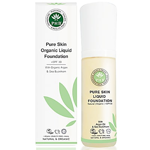 PHB Ethical Beauty Fond de Teint Liquide: Cream