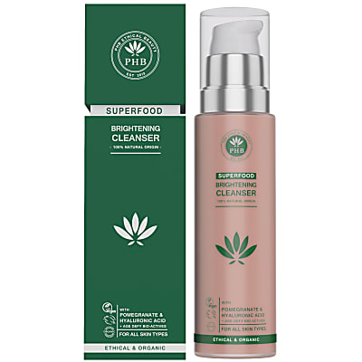 PHB Ethical Beauty Superfood Nettoyant Eclaircissant