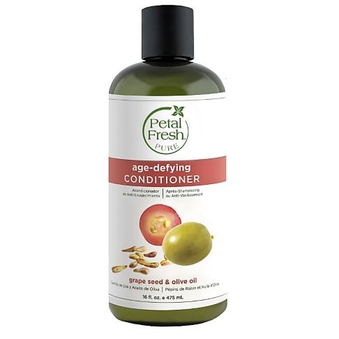 Petal Fresh Après-Shampoing Huile d'Olive et Pépins de Raisin