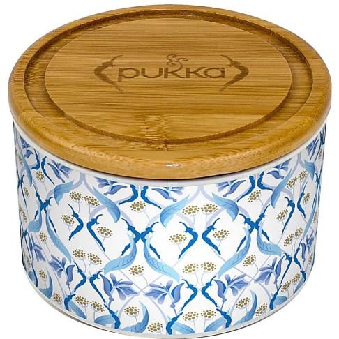 Pukka Feel New Boîte à Thé en Céramique