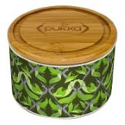 Pukka Matcha Boîte à Thé en Céramique