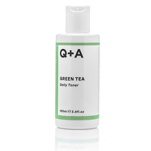 Q+A Lotion Quotidienne au Thé Vert