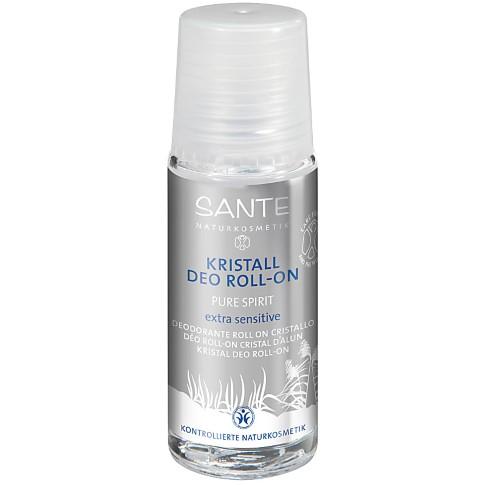 Sante - Déodorant Roll-on Cristal d'alun