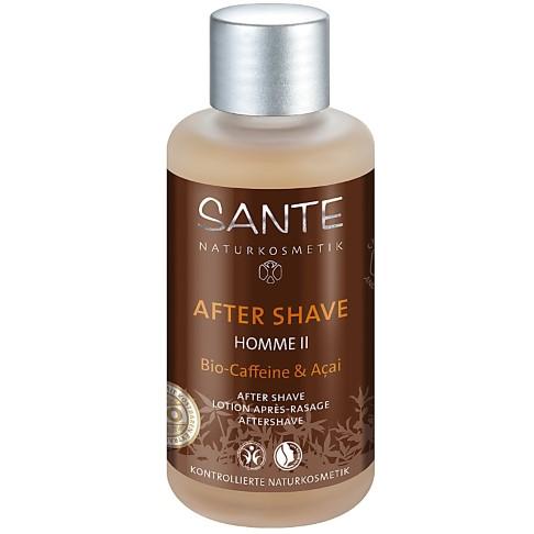 Sante Homme - Lotion après-rasage Bio - Caféine & Açaï