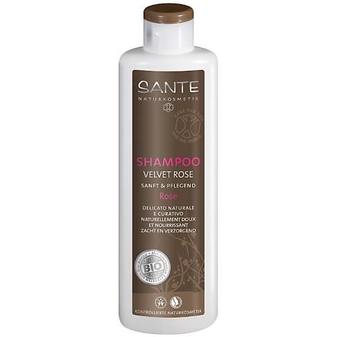 Sante - Shampoing Rose Velours