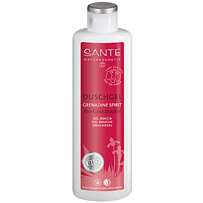 Sante - Gel Douche Grenadine Spirit