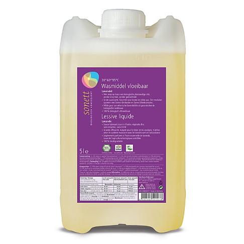 Sonett Lessive Liquide Lavande - 5L