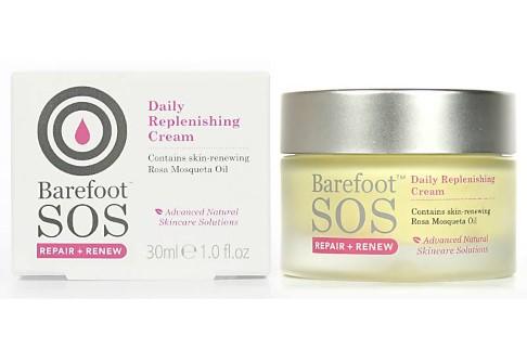 Barefoot SOS Repair & Renew Crème Régénérante