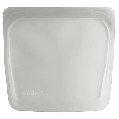 Stasher Sac Clear 18 x 19 cm