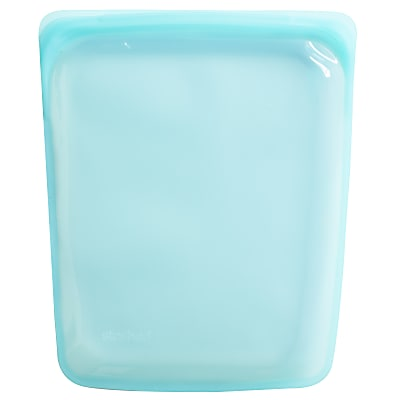 Stasher Sac Large Aqua 26 x 21,5 cm
