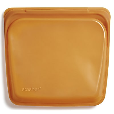 Stasher Sac Sandwich Mojave Honey 18x19cm