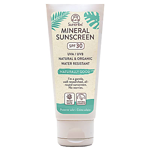 Suntribe Crème Solaire SPF 30 (100 ml)