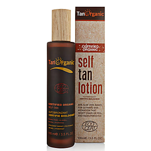 Tan Organic - Autobronzant
