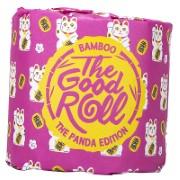 The Good Roll Panda Papier Toilette en Bambou (1 rouleau)