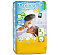 Tidoo - Jumbo 58 Couches Ecologiques MINI (T2) - 3/6kg