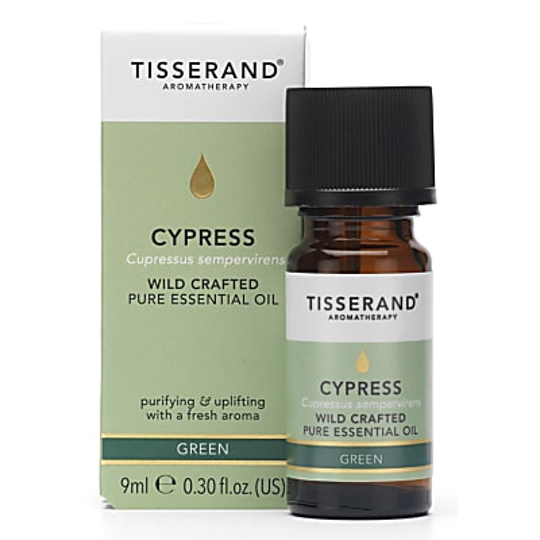 Tisserand Huile Essentielle de Cyprès Sauvage (9 ml)