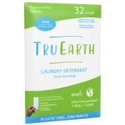 Tru Earth Bandes de Lavage Écologiques Sans Parfum (32 lavages)