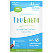 Tru Earth Bandes de Lavage Écologiques Fresh Linen (32 lavages)