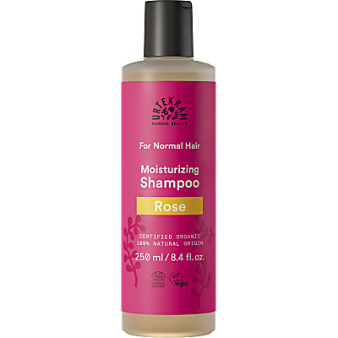 Urtekram - Shampooing Cheveux Normaux - Rose - 250 ml