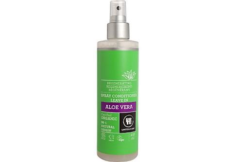 Urtekram Spray Après-Shampoing à l'aloe vera Régénérant
