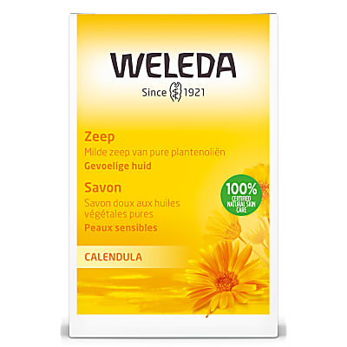 Weleda - Savon végétale au Calendul