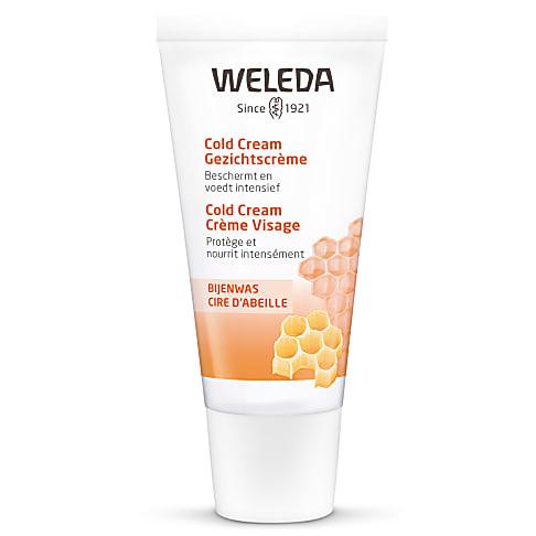 Weleda - Crème Visage Cold Cream Peaux Sèches à très Sèches