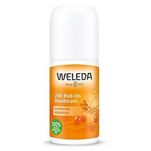 Weleda 24h Roll-On Déodorant à l'Argousier