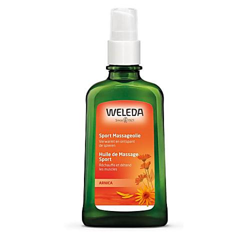 Weleda - Huile de Massage Sport à l'Arnica 100 ml
