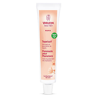Weleda Pommade pour Mamelons