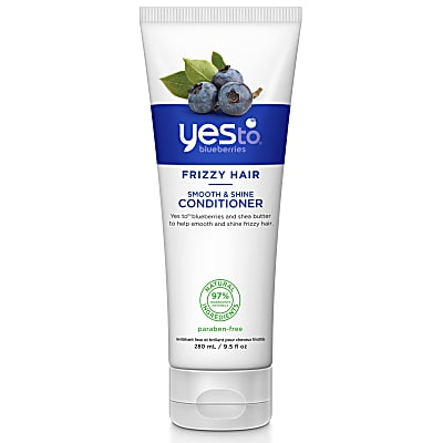Yes to Blueberries Après-Shampoing Lissant pour Frisottis - 280 ml
