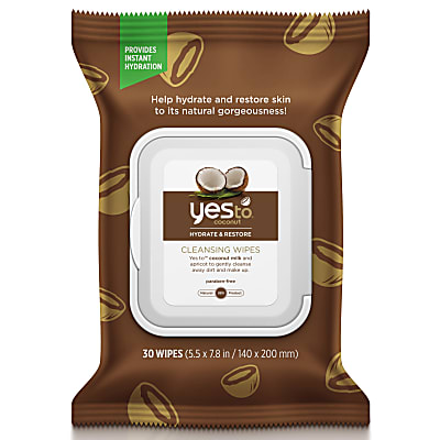 Yes To Coconut - Lingettes Nettoyantes